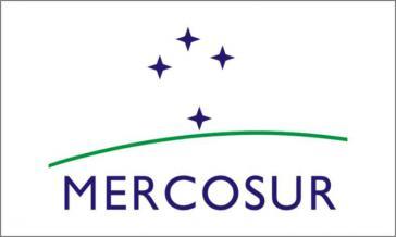 Logo des Mercosur