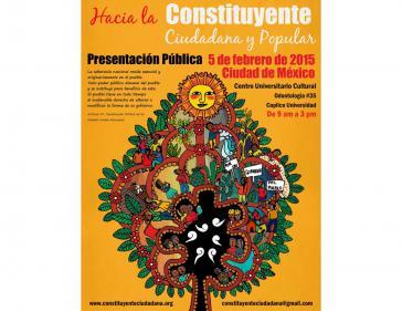 Plakat zur Veranstaltung am 5. Februar