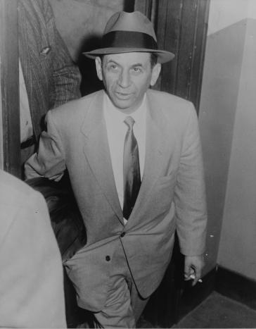Meyer Lansky im Jahr 1958 – sein Enkel will nun Geld von Kuba