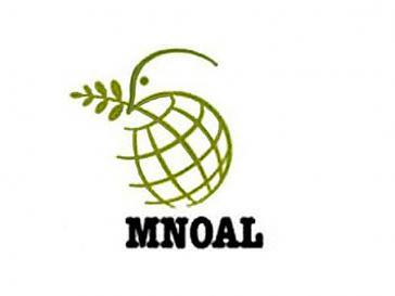 Logo der Bewegung der Blockfreien Staaten