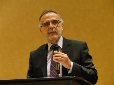 Iván Velásquez, Präsident der Internationalen Kommission gegen die Straffreiheit in Guatemala (CICIG)