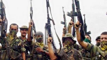 In den letzten Wochen hat die Paramilitärpräsenz in Urabá stark zugenommen