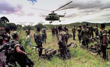 US-Militär in Kolumbien