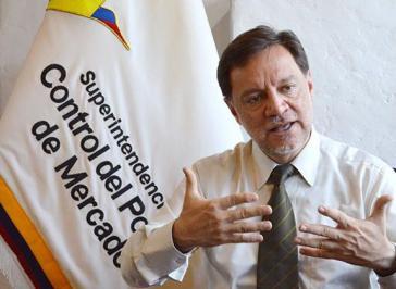 """Pedro Páez: """"An der Regierung zu sein, heißt nicht, gleichzeitig an der Macht zu sein"""""""