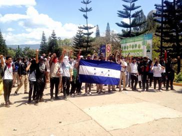 Seit dem 9. März protestieren Schüler gegen die Verlängerung der Unterrichtszeiten und bessere Bedingungen in den Schulen