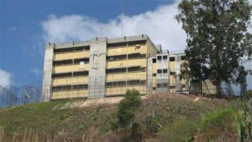 Militärgefängnis Ramo Verde nahe Caracas