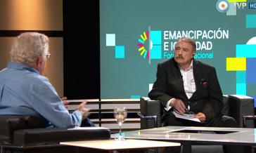 Ramonet im Gespräch mit Chomsky