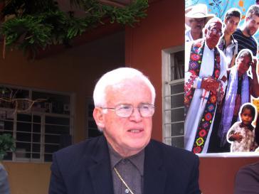 Raúl Vera, Bischof von Saltillo