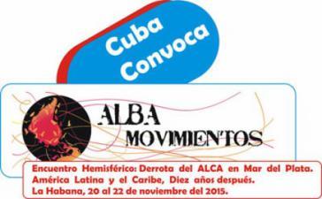 Kuba hatte vom 20. bis 22. November 2015 zum Regionaltreffen eingeladen
