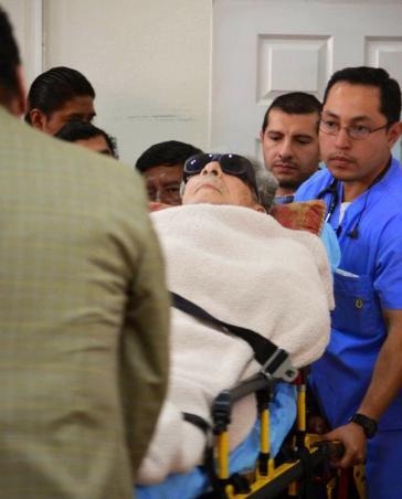 Ex Diktator Rios Montt am Montag vor Gericht
