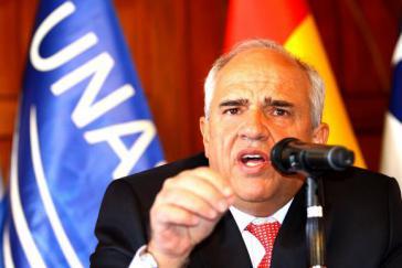 Unasur-Generalsekretär Samper will die Beziehungen zu den USA neu abstecken