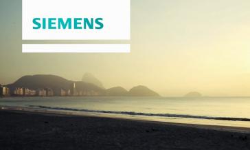 Seit 1867 in Brasilien aktiv: der deutsche Technologiekonzern Siemens