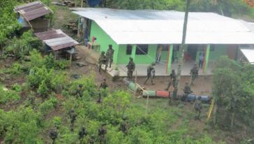 Bauern zeigen immer wieder erfolglos die Verletzung ihrer Rechte durch bewaffnete staatliche und parastaatliche Gruppen an