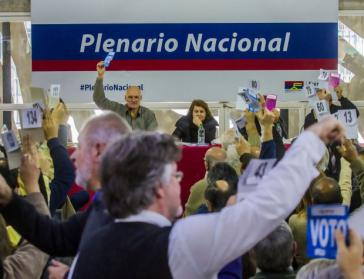 Das regierende Parteibündnis Frente Amplio hat sich gegen eine weitere Teilnahme Uruguays an den Tisa-Verhandlungen entschieden
