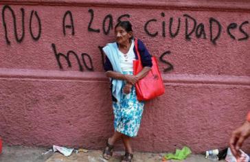 """Die jetzt """"Zede"""" genannten Modellstädte haben enormen Widerstand in Honduras hervorgerufen"""