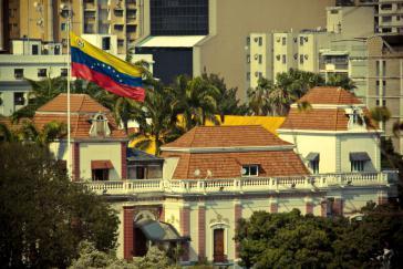 Präsidentenpalast Miraflores