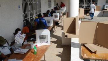 Wahlen in Haiti (Archivbild von Telesur)