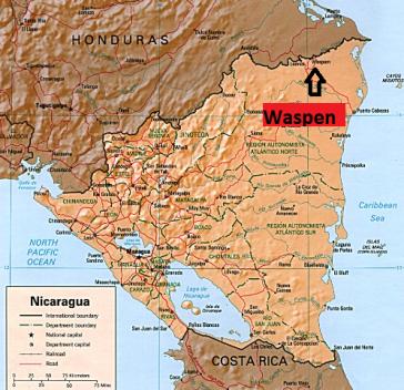 Im Konflikt zwischen Indigenen und Siedlern gab es drei Tote in Waspam