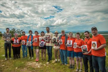 US-Aktivisten setzen sich in Guantánamo für die Schließung des US-Lagers ein