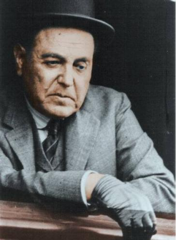 Hipólito Yrigoyen (1852 – 1933), Präsident Argentiniens von 1916 bis 1922 und 1928 bis 1930