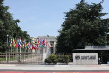 UN-Sitz in Genf