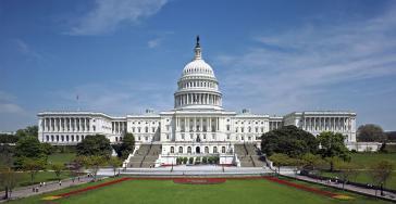 Der US-Kongress in Washington