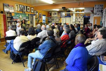"Gut besucht: Veranstaltung des ""US-Cuba Caravan 2016"" am Montag in Oakland, CA"
