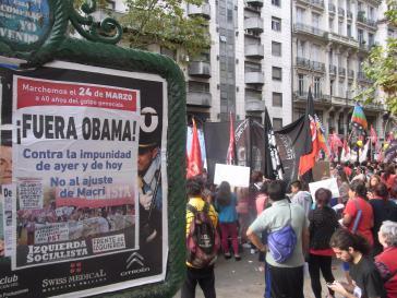 """""""Obama raus"""" – Aufruf zur Demonstration"""