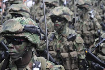 """Das Heer soll zu einer """"Kriegs- und Dienstleistungsmaschine"""" werden."""