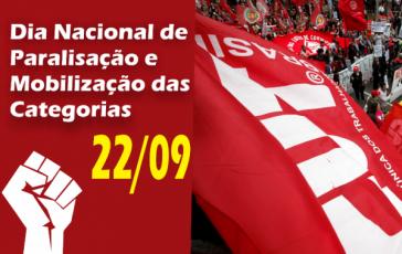 Aufruf zum Streik in Brasilien von der CUT für den 22. September