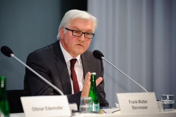 Auf seiner Lateinamerika-Reise besucht der deutsche Außenminister Frank-Walter Steinmeier (SPD) Argentinien und Mexiko