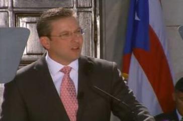 Alejandro García Padilla, Gouverneur von Puerto Rico