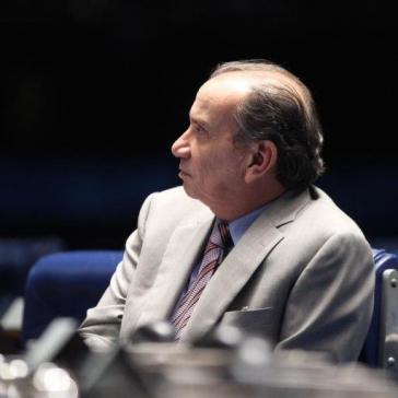 Unmittelbar nach Abstimmung in die USA: Der brasilianische Senator Aloysio Nunes
