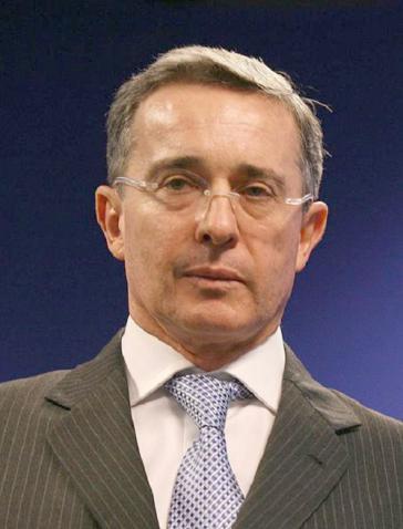 Der Ex-Präsident und Senator Álvaro Uribe – sein Bruder ist nun in Haft