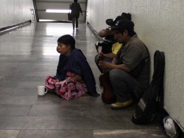 Die Armut im neoliberal regierten Mexiko bleibt unverändert hoch