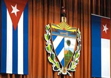 Wappen des kubanischen Staatsrates