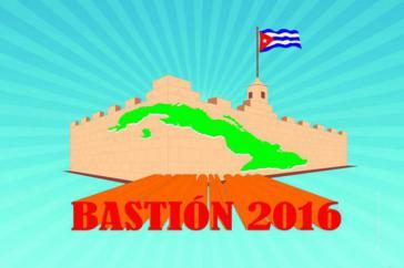 In Kuba fand vom 16. bis 18. November das Manöver Bastión 2016 statt
