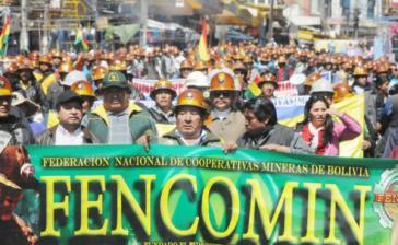 Feindseliger Konflict zwischen dem Verband Fencomin und der Regierung in Bolivien forderte Tote