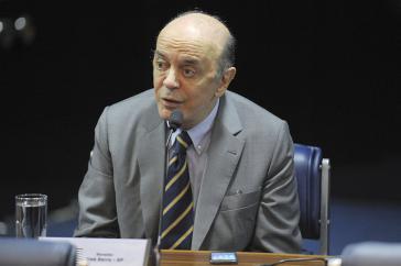 Verteidigt die Privatisierung: Außenminister José Serra