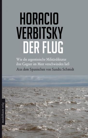 """Buchcover von Verbitskys Buch """"Der Flug"""""""