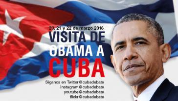 Obama besucht Kuba als erstes US-Staatsoberhaupt seit 1928