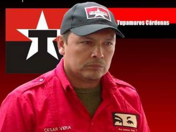 Wurde auf offener Straße erschossen: Tupamaro-Mitglied  César Vera