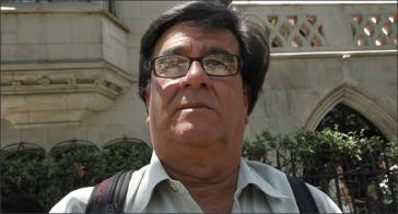 Gewerkschafter Cosme Caracciolo wurde während der Pinochet-Diktatur gefoltert