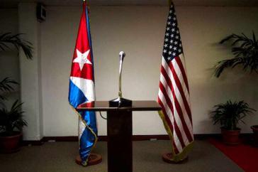 Die US-Kuba-Kommission war am 11. September 2015 erstmals zusammengetreten