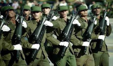 """In Kuba findet vom 16. bis 18. November das strategische Militärmanöver """"Bastión 2016"""" statt"""