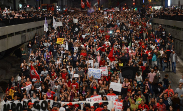 Demonstranten in Brasilien fordern Neuwahlen