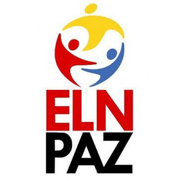 Logo der Internetpräsenz der ELN-Friedensdelegation