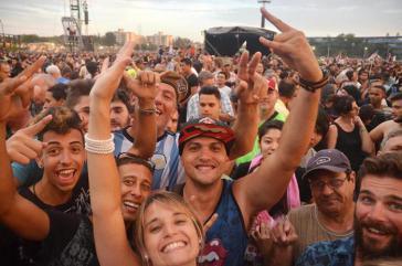 Die Rolling Stones scharten auf Kuba 1,3 Millionen Personen um sich und glichen damit den Rekord von der Copacabana aus