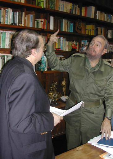Zahlreiche Persönlichkeiten äußerten sich betroffen über den Tod von Fidel Castro