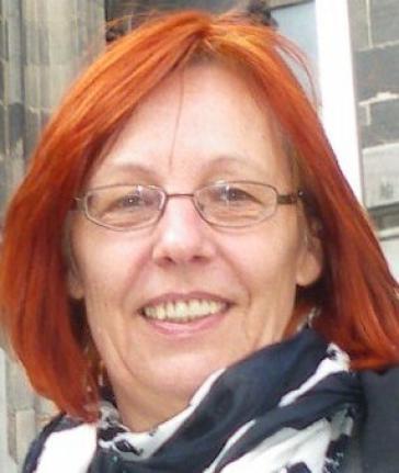 Referentin Kerstin Sack